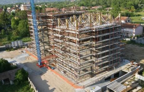 appartamenti antiterremoto isolatori sismici nuove case costruzione frosinone