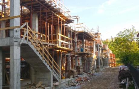ville bifamiliari nuove case costruzione frosinone
